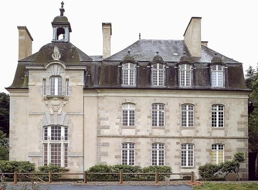 chateau boeuvres