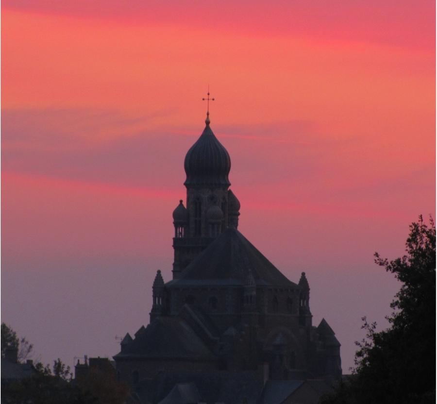 coucher de soleil CNuds - site
