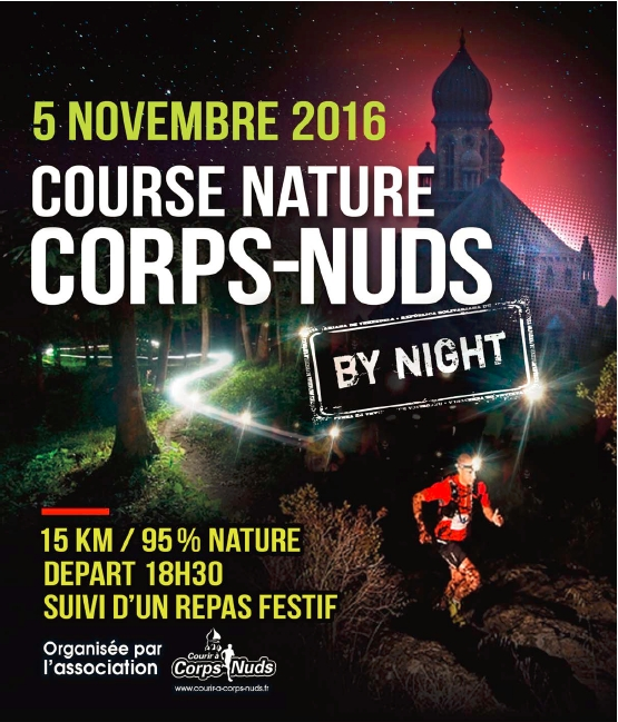 Trail - Corps Nuds - 2016